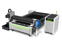 DTF-ST Dual-use Sheet & Tube Fiber Laser Cutting Machine